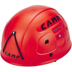 Camp Rock Star - Casco de bicicleta - rojo